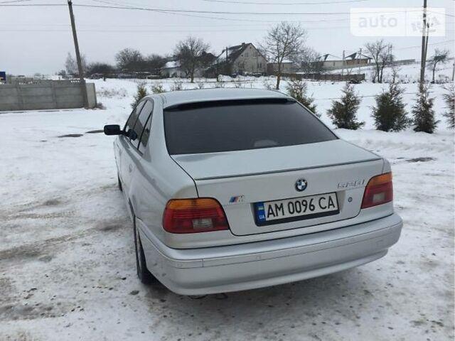 Серый БМВ 528, объемом двигателя 2.8 л и пробегом 400 тыс. км за 6900 $, фото 1 на Automoto.ua