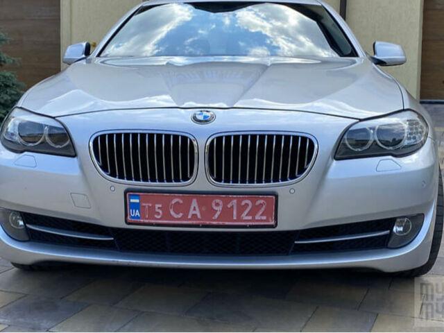 Серый БМВ 528, объемом двигателя 2.8 л и пробегом 348 тыс. км за 14500 $, фото 1 на Automoto.ua