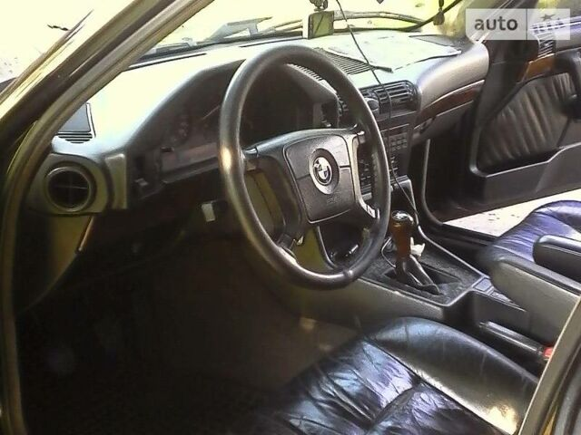 Чорний БМВ 530, об'ємом двигуна 3 л та пробігом 340 тис. км за 3500 $, фото 1 на Automoto.ua