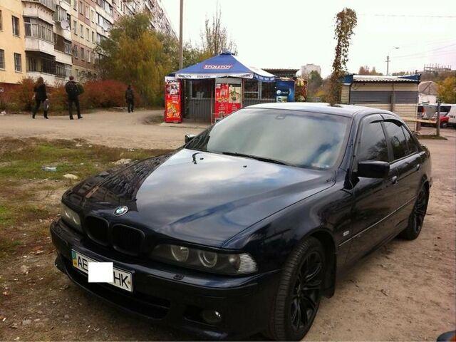 Синій БМВ 530, об'ємом двигуна 0 л та пробігом 240 тис. км за 7300 $, фото 1 на Automoto.ua