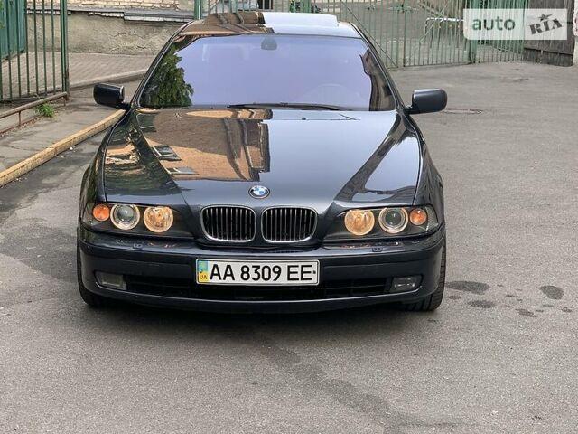Серый БМВ 535, объемом двигателя 3.5 л и пробегом 344 тыс. км за 6300 $, фото 1 на Automoto.ua