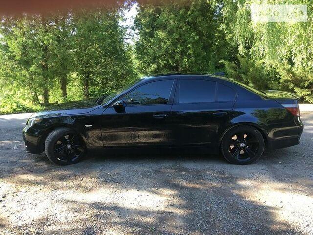 Чорний БМВ 545, об'ємом двигуна 4.4 л та пробігом 202 тис. км за 16000 $, фото 1 на Automoto.ua