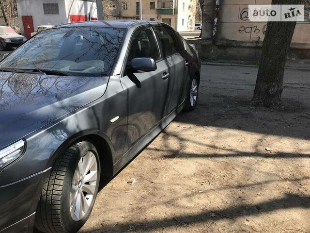 Серый БМВ 550, объемом двигателя 4.8 л и пробегом 114 тыс. км за 22000 $, фото 1 на Automoto.ua