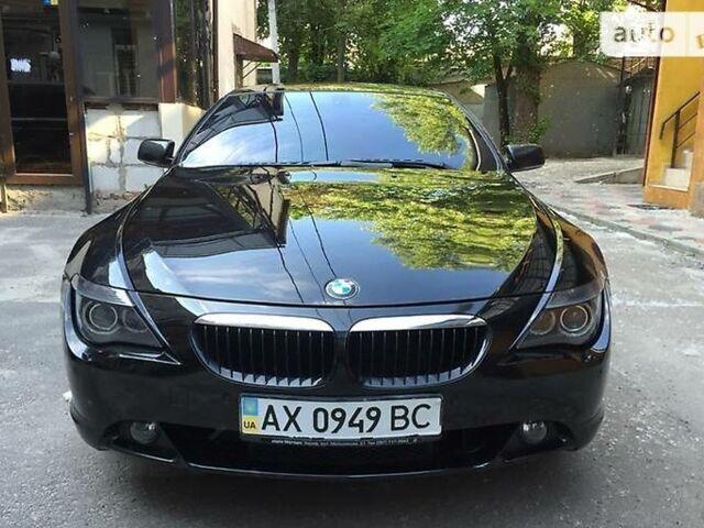 Чорний БМВ 630, об'ємом двигуна 0 л та пробігом 102 тис. км за 23000 $, фото 1 на Automoto.ua