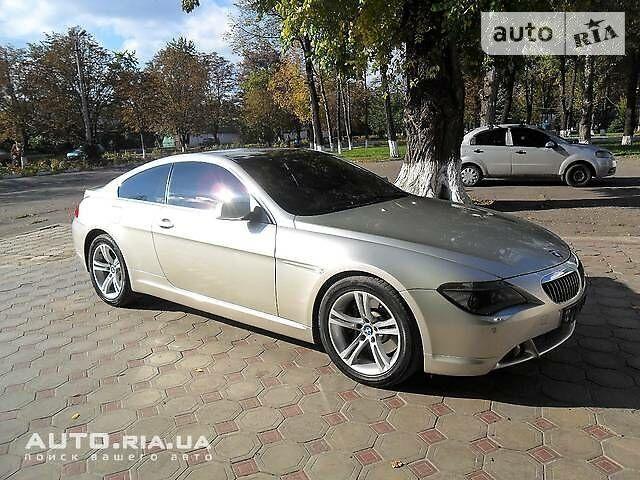 Сафари БМВ 645, объемом двигателя 4.5 л и пробегом 130 тыс. км за 13999 $, фото 1 на Automoto.ua