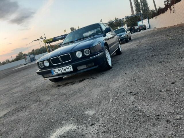 Синий БМВ 7 Серия, объемом двигателя 3 л и пробегом 1 тыс. км за 4500 $, фото 1 на Automoto.ua