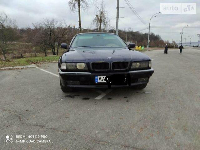 Синий БМВ 728, объемом двигателя 2.8 л и пробегом 170 тыс. км за 5000 $, фото 1 на Automoto.ua