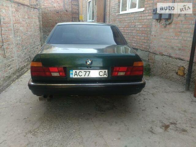 Зелений БМВ 730, об'ємом двигуна 3 л та пробігом 200 тис. км за 2100 $, фото 1 на Automoto.ua