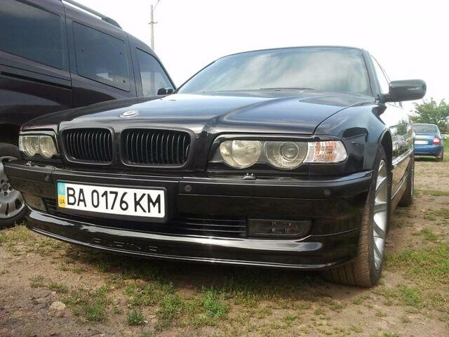 Чорний БМВ 735, об'ємом двигуна 3.5 л та пробігом 235 тис. км за 8500 $, фото 1 на Automoto.ua