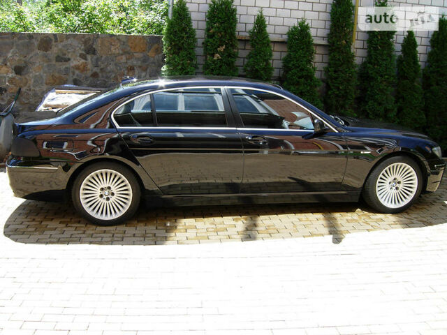 БМВ 750, об'ємом двигуна 4.8 л та пробігом 162 тис. км за 14000 $, фото 1 на Automoto.ua