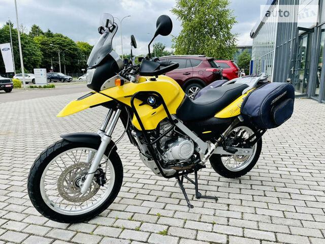 Желтый БМВ F 650, объемом двигателя 0.65 л и пробегом 27 тыс. км за 4500 $, фото 1 на Automoto.ua