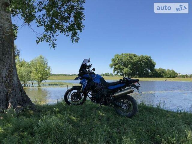Синий БМВ F 800, объемом двигателя 0.8 л и пробегом 17 тыс. км за 9900 $, фото 1 на Automoto.ua