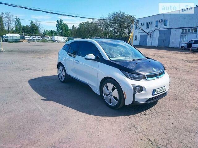 Белый БМВ И3, объемом двигателя 0 л и пробегом 92 тыс. км за 13300 $, фото 1 на Automoto.ua