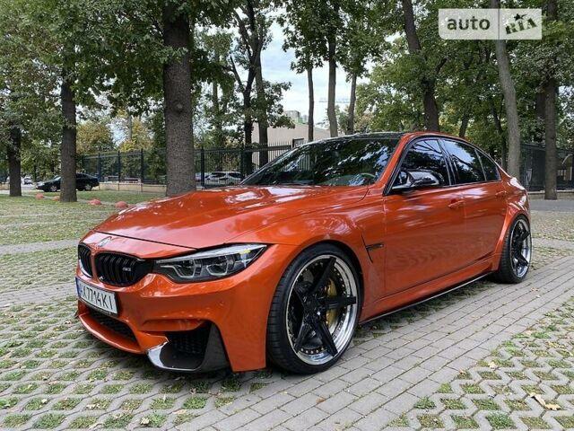 Оранжевый БМВ М3, объемом двигателя 3 л и пробегом 67 тыс. км за 53500 $, фото 1 на Automoto.ua