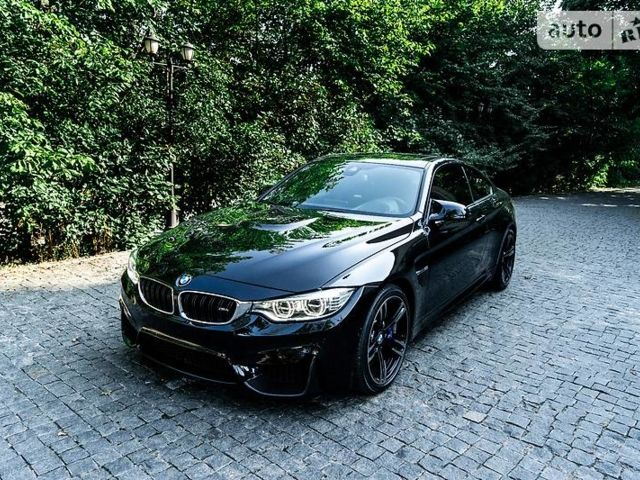 Чорний БМВ M4, об'ємом двигуна 3 л та пробігом 23 тис. км за 56900 $, фото 1 на Automoto.ua