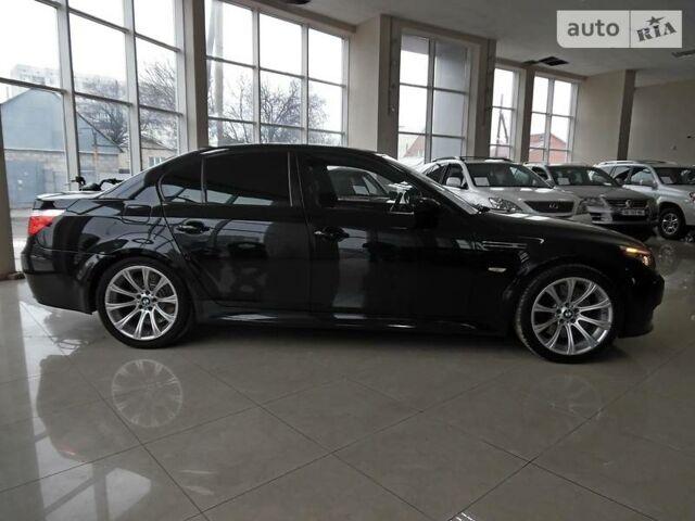Черный БМВ М5, объемом двигателя 5 л и пробегом 85 тыс. км за 26000 $, фото 1 на Automoto.ua