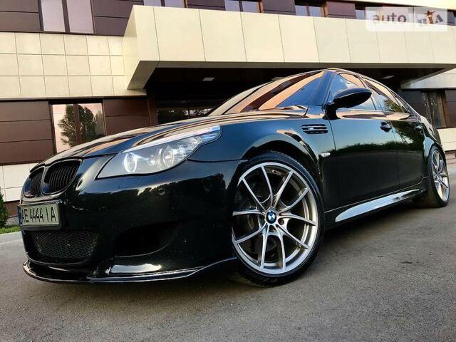 Черный БМВ М5, объемом двигателя 5 л и пробегом 97 тыс. км за 32999 $, фото 1 на Automoto.ua