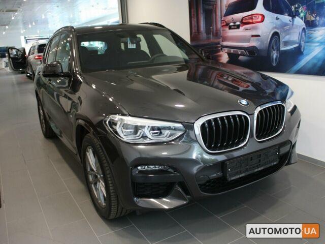 """купити нове авто БМВ Х3 2020 року від офіційного дилера Автоцентр BMW """"Форвард Класик"""" БМВ фото"""