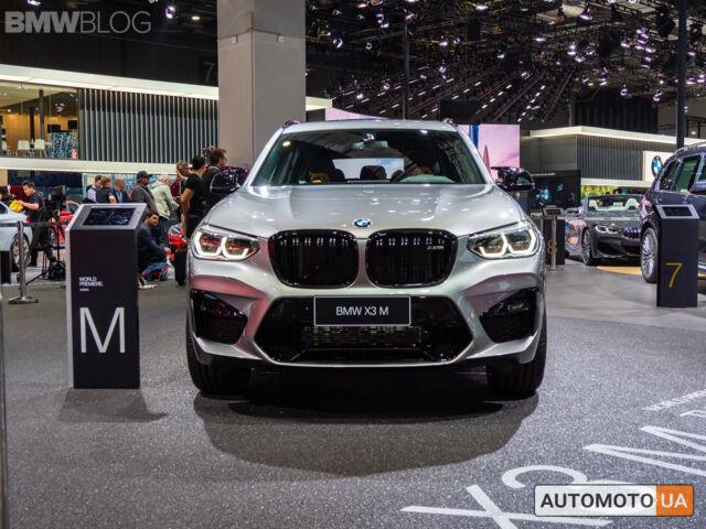 купити нове авто БМВ Х3 2020 року від офіційного дилера Альянс Преміум БМВ фото
