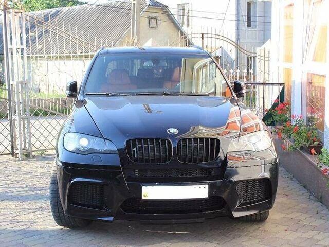 Чорний БМВ Х5 М, об'ємом двигуна 4.4 л та пробігом 100 тис. км за 32000 $, фото 1 на Automoto.ua