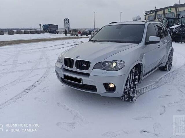 Белый БМВ Х5, объемом двигателя 1.5 л и пробегом 205 тыс. км за 26500 $, фото 1 на Automoto.ua
