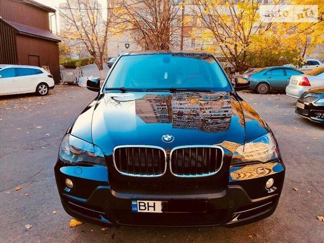 Черный БМВ Х5, объемом двигателя 3 л и пробегом 288 тыс. км за 14900 $, фото 1 на Automoto.ua