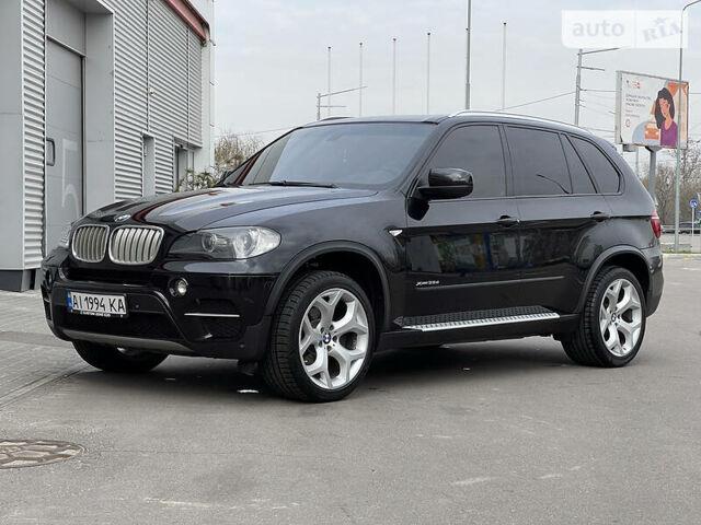 Черный БМВ Х5, объемом двигателя 3 л и пробегом 146 тыс. км за 24500 $, фото 1 на Automoto.ua