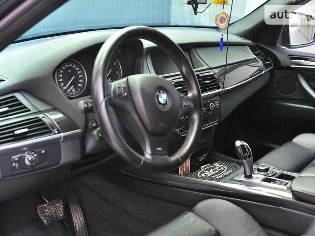 Черный БМВ Х5, объемом двигателя 3 л и пробегом 180 тыс. км за 28500 $, фото 1 на Automoto.ua