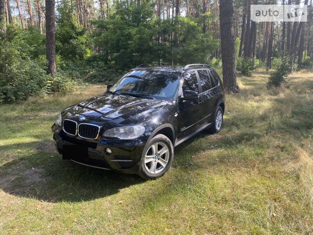 Черный БМВ Х5, объемом двигателя 3 л и пробегом 193 тыс. км за 17700 $, фото 1 на Automoto.ua