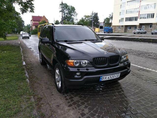 Чорний БМВ Х5, об'ємом двигуна 3 л та пробігом 1 тис. км за 14800 $, фото 1 на Automoto.ua