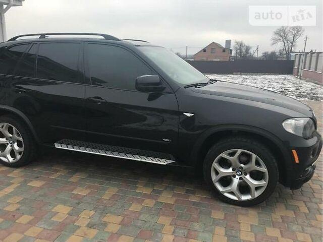 Чорний БМВ Х5, об'ємом двигуна 4.8 л та пробігом 213 тис. км за 20000 $, фото 1 на Automoto.ua