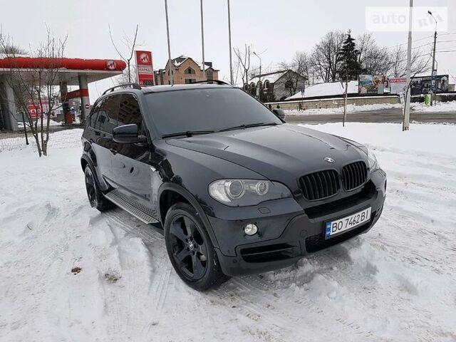 Черный БМВ Х5, объемом двигателя 3 л и пробегом 230 тыс. км за 23000 $, фото 1 на Automoto.ua