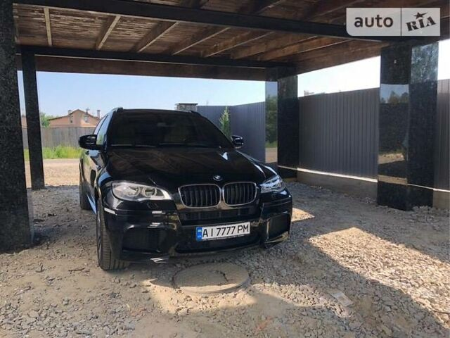 Черный БМВ Х6 М, объемом двигателя 4.4 л и пробегом 168 тыс. км за 36000 $, фото 1 на Automoto.ua