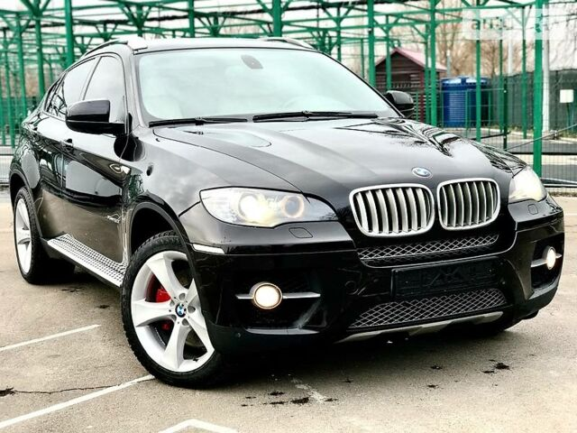 Чорний БМВ Х6, об'ємом двигуна 0 л та пробігом 100 тис. км за 33999 $, фото 1 на Automoto.ua