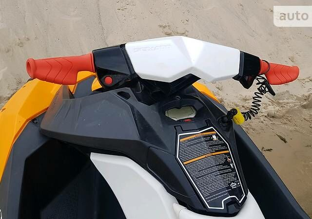 БРП Спарк, об'ємом двигуна 0.09 л та пробігом 180 тис. км за 5700 $, фото 1 на Automoto.ua