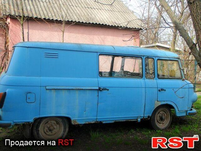 Баркас Б1000, объемом двигателя 1 л и пробегом 150 тыс. км за 900 $, фото 1 на Automoto.ua
