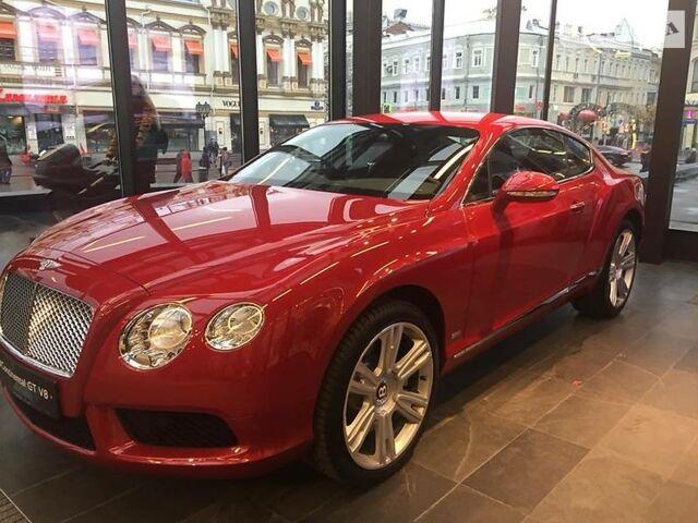 Червоний Бентлі Continental, об'ємом двигуна 6 л та пробігом 22 тис. км за 73690 $, фото 1 на Automoto.ua