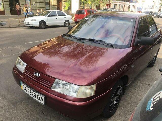 Вишневий Богдан 2110, об'ємом двигуна 1.6 л та пробігом 56 тис. км за 4300 $, фото 1 на Automoto.ua