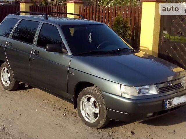 Серый Богдан 2111, объемом двигателя 1.6 л и пробегом 37 тыс. км за 3400 $, фото 1 на Automoto.ua