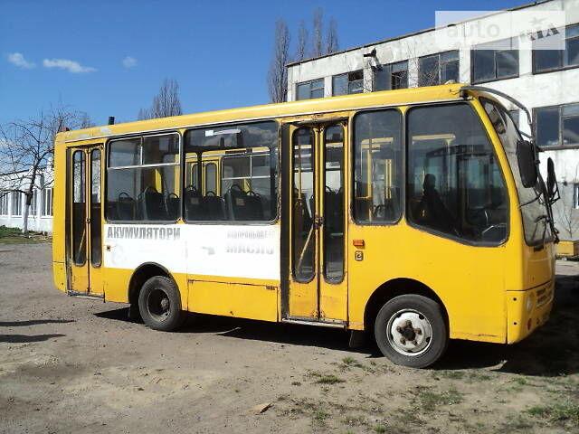 Оранжевый Богдан А-069, об'ємом двигуна 3.3 л та пробігом 1 тис. км за 3400 $, фото 1 на Automoto.ua