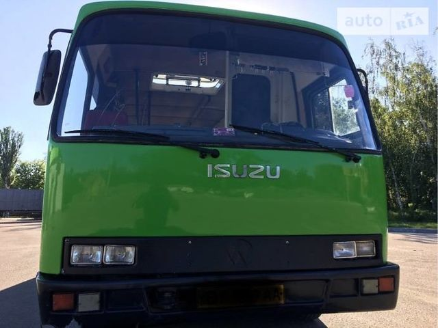 Зеленый Богдан А 091, объемом двигателя 4.6 л и пробегом 50 тыс. км за 5400 $, фото 1 на Automoto.ua