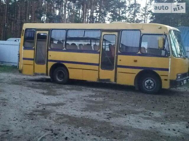 Оранжевый Богдан А 091, объемом двигателя 4.7 л и пробегом 10 тыс. км за 3500 $, фото 1 на Automoto.ua