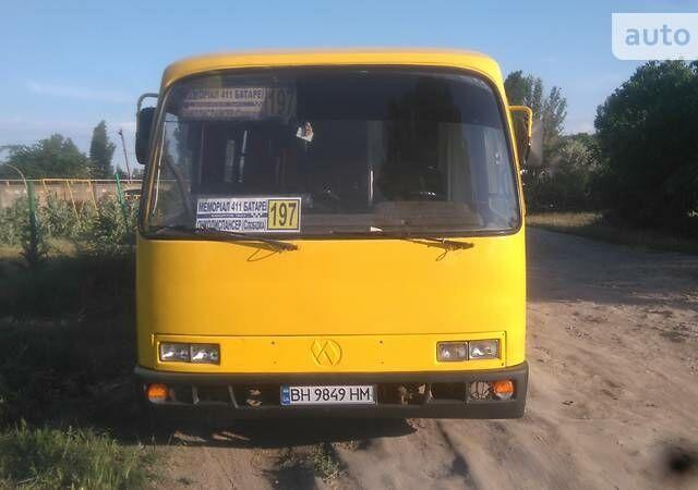 Оранжевый Богдан А 091, объемом двигателя 0 л и пробегом 150 тыс. км за 4800 $, фото 1 на Automoto.ua
