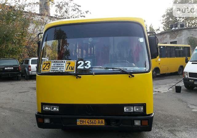 Желтый Богдан А 091, объемом двигателя 4.6 л и пробегом 300 тыс. км за 7000 $, фото 1 на Automoto.ua