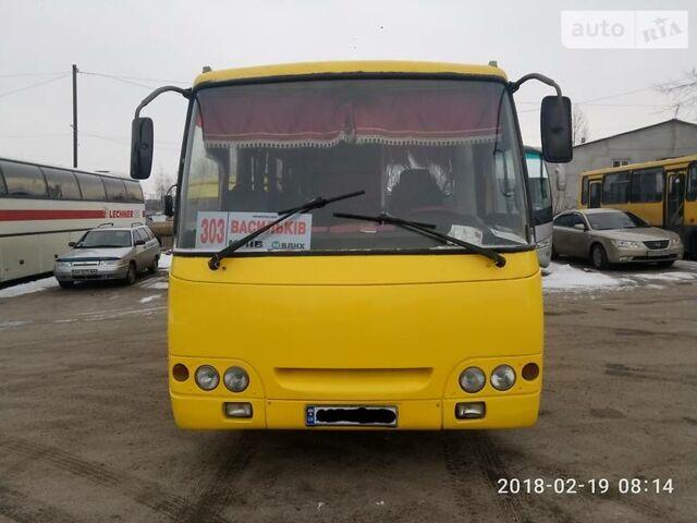 Оранжевый Богдан А 092, объемом двигателя 4.6 л и пробегом 40 тыс. км за 8000 $, фото 1 на Automoto.ua