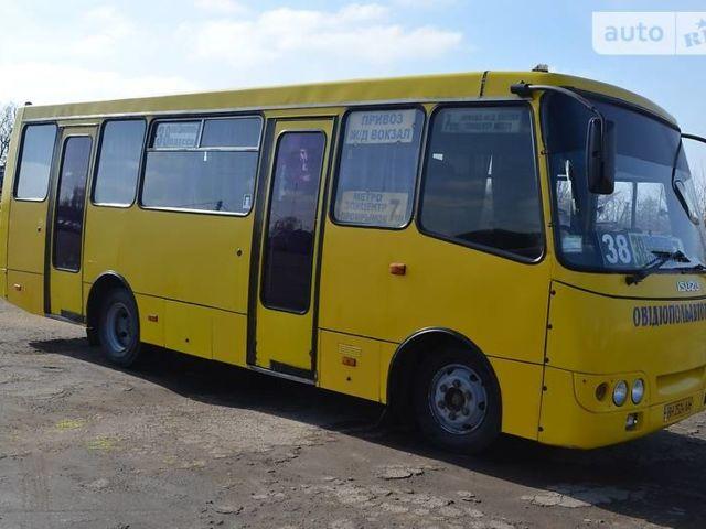 Оранжевый Богдан А-09212 (E-2), объемом двигателя 4.6 л и пробегом 200 тыс. км за 7200 $, фото 1 на Automoto.ua