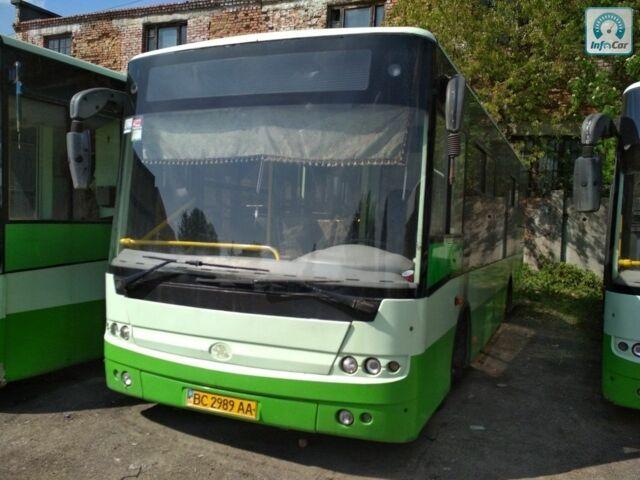 Зелений Богдан A601, об'ємом двигуна 9 л та пробігом 200 тис. км за 15000 $, фото 1 на Automoto.ua