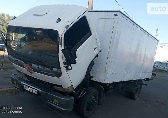 Белый Богдан ДФ, объемом двигателя 3.9 л и пробегом 200 тыс. км за 3150 $, фото 1 на Automoto.ua
