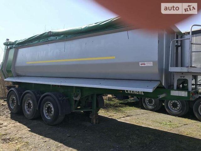 Зеленый Карнехл CHKS/AH, объемом двигателя 0 л и пробегом 1 тыс. км за 23500 $, фото 1 на Automoto.ua
