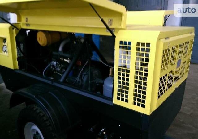 Желтый Катерпиллер 20, объемом двигателя 0 л и пробегом 1 тыс. км за 6159 $, фото 1 на Automoto.ua